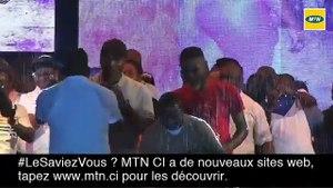 Concert Ariel Sheney - Le 1er Ministre Amadou Gon offre 20 millions de FCFA à l'artiste