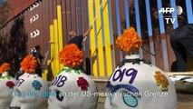 Tag der Toten an der US-mexikanischen Grenze