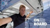 TRANSAT JACQUES VABRE ON BOARD - Malizia 2 - Yacht Club de Monaco - 03/11/2019