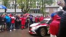 Fernémont devient champion de Belgique des rallyes au Condroz 2019