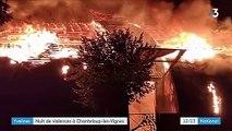 Yvelines : nuit de violences à Chanteloup-les-Vignes