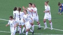 Féminines (Coupe de France) : Les buts du match SMCaen 10-0 AS Routot