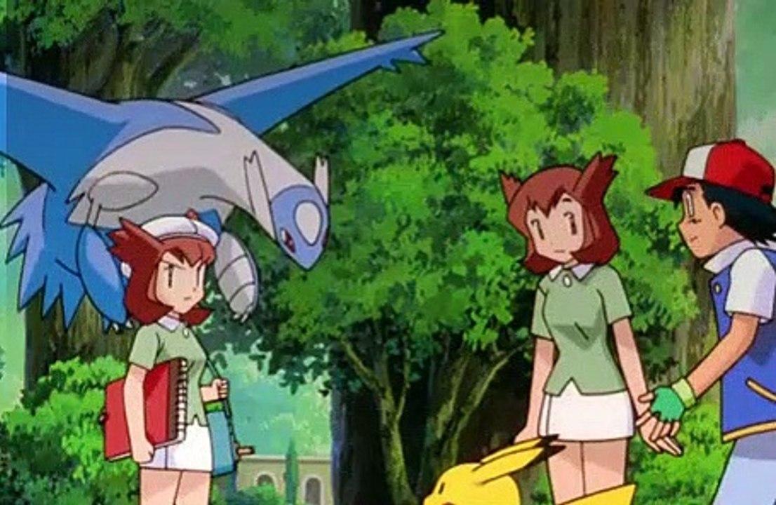 Pokemon S05m01 Heroes Latios And Latias Japanese Credits 2002 360p Re Dvdrip Part 1 2 Video Dailymotion