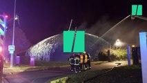 À Chanteloup-les-Vignes, le cirque incendié était très aimé des habitants