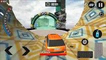 Ramp Car Stunts Racing - Extreme Car Stunt Games - Android GamePlay