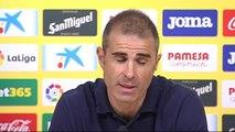 """Garitano: """"Simon ha hecho paradas clave, pero nosotros también hemos tenido ocasiones"""""""
