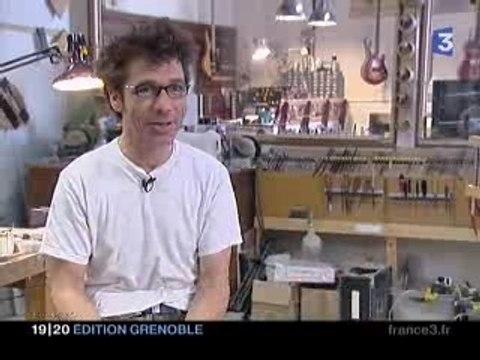 NonKonForm reportage France 3 Grenoble