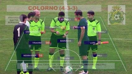 Colorno - Cittadella 4-0, highlights e interviste