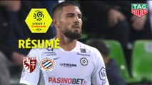 FC Metz - Montpellier Hérault SC (2-2)  - Résumé - (FCM-MHSC) / 2019-20