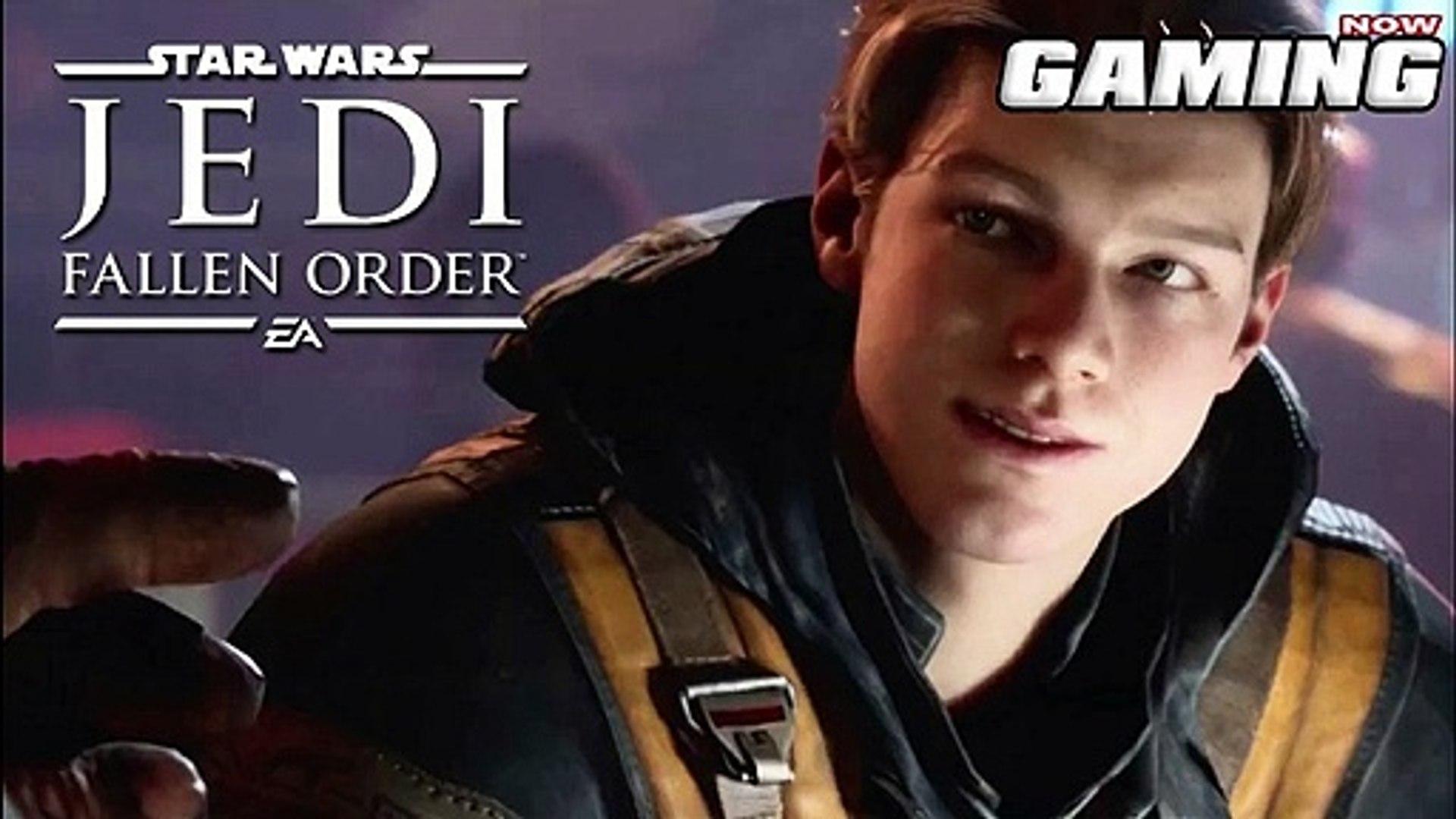 Star Wars Jedi Fallen Order - Launch Trailer New  / Star Wars Jedi Ordem Caída - Trailer de Lançamen