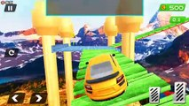 Impossible Car Stunt Driving - Ramp Car Stunts 3D - Android GamePlay