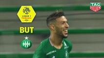 But Denis BOUANGA (59ème) / AS Saint-Etienne - AS Monaco - (1-0) - (ASSE-ASM) / 2019-20