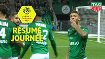 Résumé de la 12ème journée - Ligue 1 Conforama / 2019-20