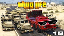GTA 5 THUG LIFE AND FUNNY MOMENTS (WINS, STUNTS AND FAILS #151)