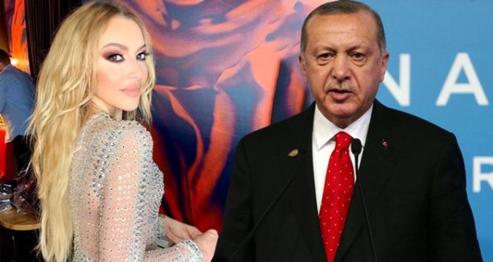 Mülteci çocuklara ablalık yapan Hadise, Erdoğan'a övgü yağdırdı: Kimse sahip çıkmazken o kollar