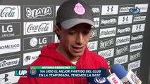 """LUP: """"Podemos hacer cosas grandes"""": Antonio Rodríguez"""