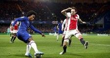 Chelsea, Ajax ile 4-4 berabere kaldı!