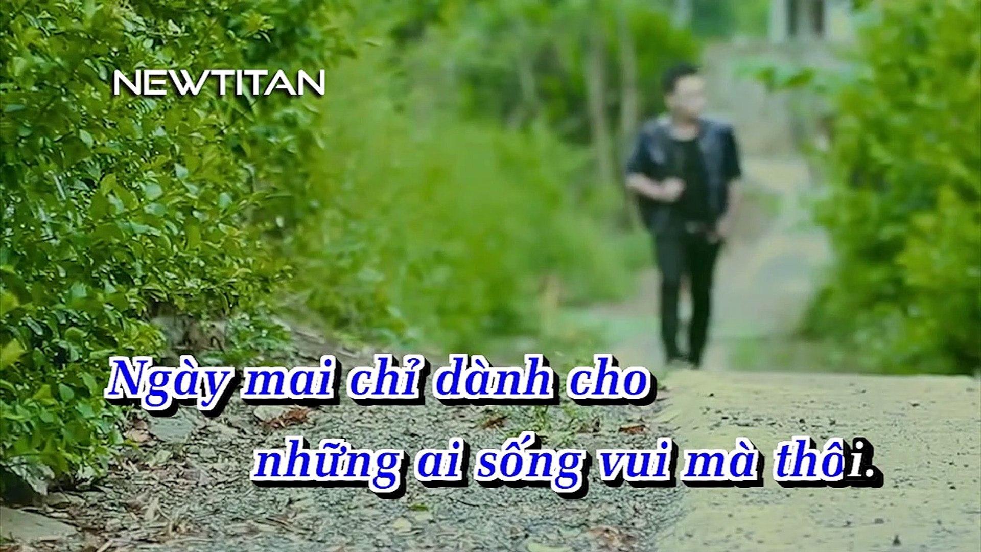 [Karaoke] Nhạc Cho Anh Cho Tôi - Hamlet Trương [Beat]