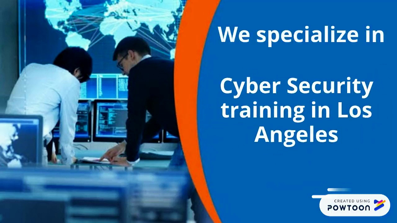 Cyber Security training Los Angeles