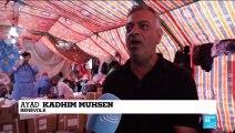 Irak : la place Tahrir, à Bagdad, un État dans l'État