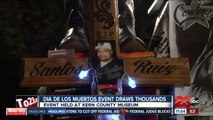 Dia De Los Muertos event draws thousands at Kern County Museum