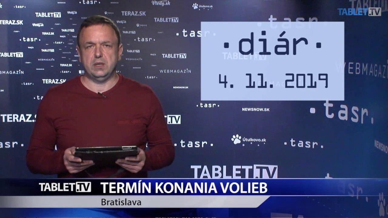 DIÁR: Predseda parlamentu A. Danko oznámi termín konania budúcoročných volieb