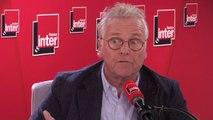 """Daniel Cohn-Bendit  sur la candidature de Thierry Breton à la Commission européenne : """"Il a la formation pour le portefeuille qu'on lui propose. J'étais pour Sylvie Goulard et en même temps je trouve très bien que le parlement européen joue son rôle"""""""