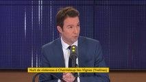 """""""Je plaide pour la suppression de l'âge légal de départ à la retraite, qui pour moi n'a aucun sens"""", indique Guillaume Peltier"""