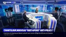"Chanteloup, nouveau ""guet-apens"" anti-police ? (1/2) - 03/11"