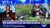 Nice: inondation éclair, une femme recherchée - 03/11