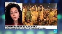 """Pakistan : """"Le maulana Fazlur Rehman a insisté sur le caractère non violent du rassemblement"""""""