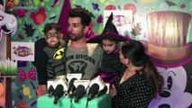 TV Celebs At Karanvir Bohra & Teejay Sidhu's Daughters' Birthday Bash!