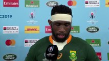 'We've come together to achieve one goal' SA captain Siya Kolisi