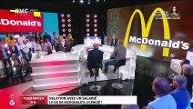 Les tendances GG : Le DG de McDonald's licenciéà cause d'une relation avec un salarié! - 04/11