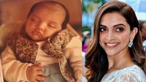Deepika Padukone shares baby photo with fans; Here's why | FilmiBeat