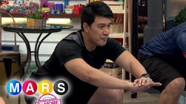 Mars Pa More: Mike Tan's post-workout routine | Push Mo Mars