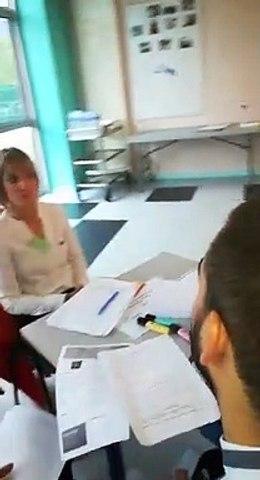 jobdating inversé au lycée du Granier