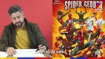 Le Papier Crayon spécial Spider-Man de Jorge Molina