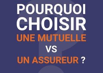 La Minute Mutuelle : Pourquoi choisir une mutuelle VS un assureur ?