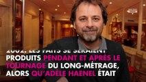 Adèle Haenel victime d'attouchements : Sand Van Roy lui répond