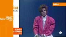 Semaine spéciale Mylène Farmer vs Jeanne Mas : TV Melody va proposer Azimut spécial Mylène Farmer jamais revu depuis 1986, mercredi soir à 22h05