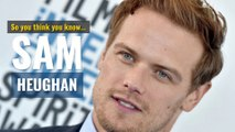 Who is Outlander star and scottish actor Sam Heughan?