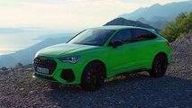 Audi RS Q3 Sportback (2020) Sports SUV Coupe – Design, Interior, Driving