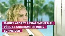 """Mort de Marie Laforêt : pourquoi elle a qualifié Alain Delon de """"trou du cul"""" après une mauvaise expérience de tournage"""
