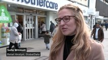 2,500 jobs at risk as Mothercare UK faces administration