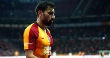 Galatasaray'da Şener Özbayraklı 6 hafta yok!