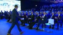 Merkel freut sich über Zwickau als E-Auto-Standort