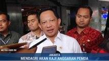 Mendagri Tito Ingatkan Kepala Daerah Hati-hati Kelola Anggaran