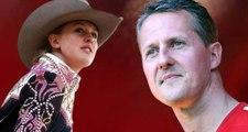 Michael Schumacher'in kızı Gina Schumacher'in paylaşımına duygu dolu yorumlar geldi