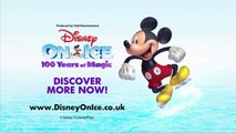 Disney On Ice: 100 Years Of Magic backstage tour and preview